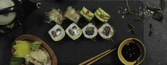 Kurz sushi pro pokročilé 2899 Kč